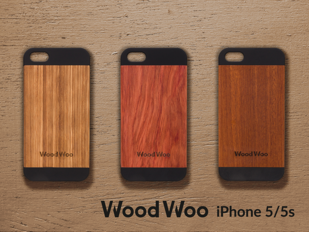 gadzety do telefou WoodWoo etui