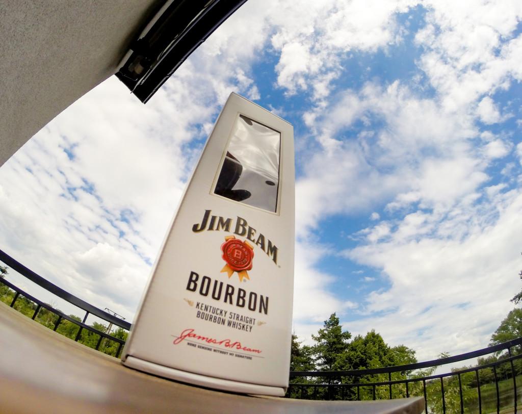 gadżety whisky Jim Beam
