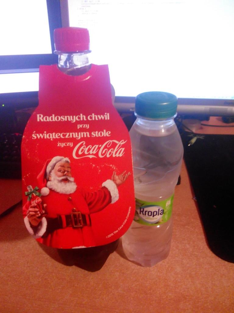 darmowa coca cola paczka świąteczna