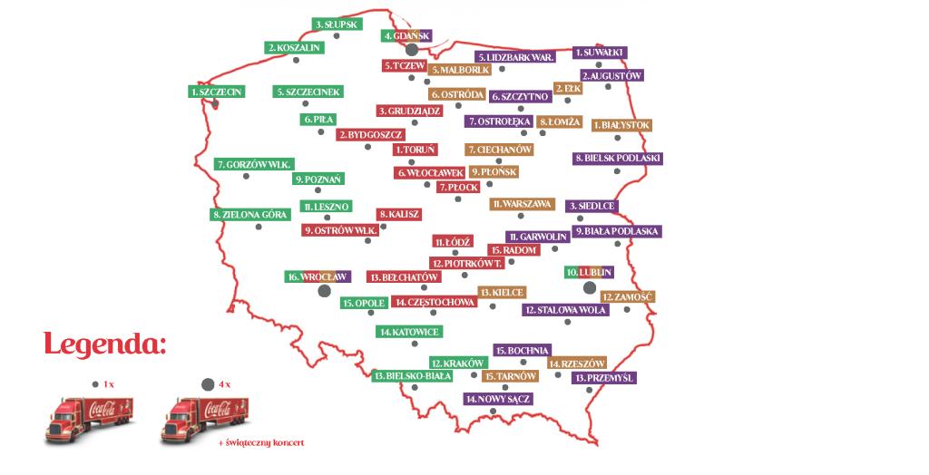 mapa trasa coca cola