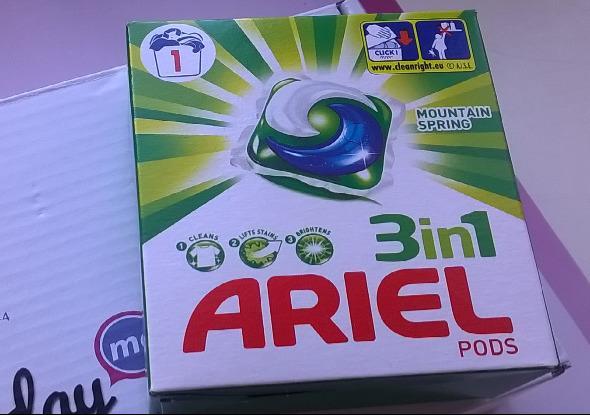 Kapsułka ARIEL 3in1 próbka