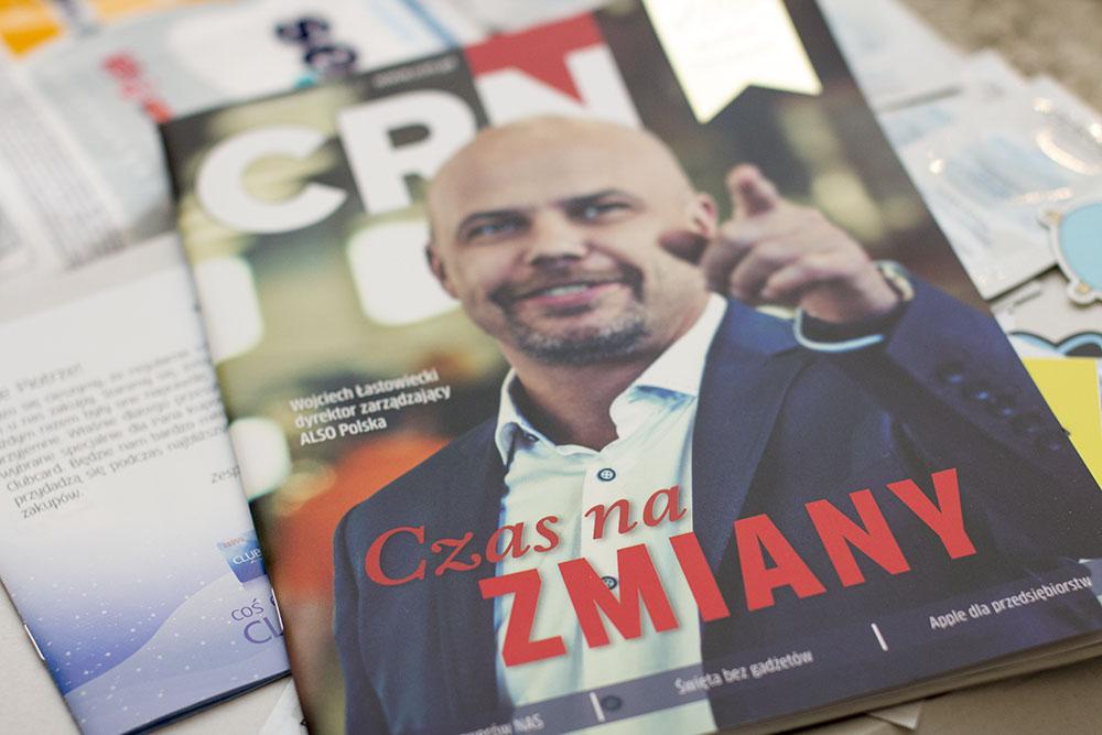 darmowy magazyn CRN