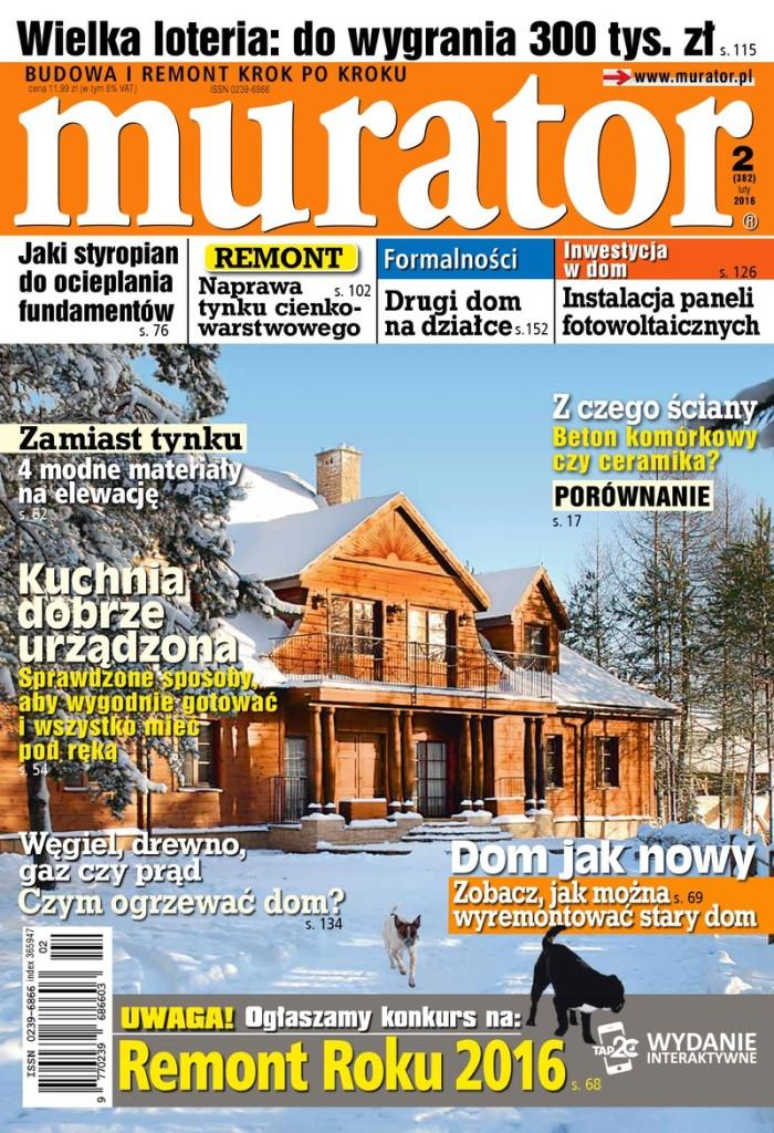 bezpłatne czasopismo murator - subskrypcja