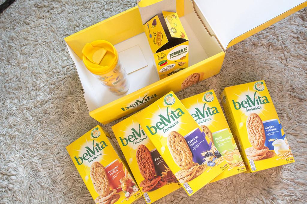 darmowe słodycze - belvita