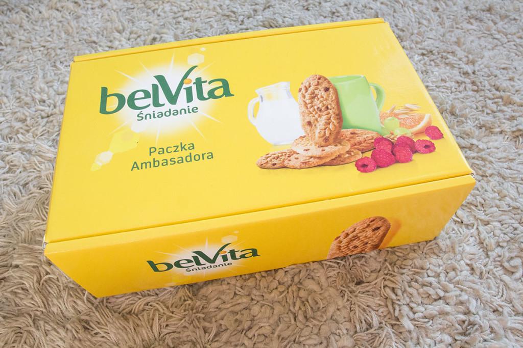 testowanie ciastek śniadaniowych belvita
