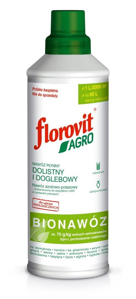Florovit Agro bionawoz darmowa probka