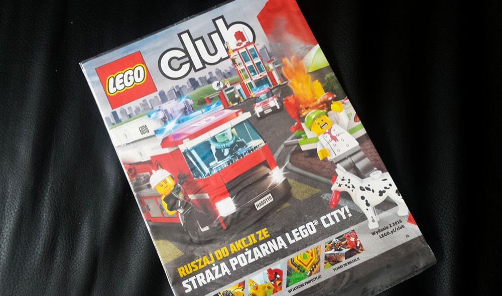 bezpłatne czasopismo lego