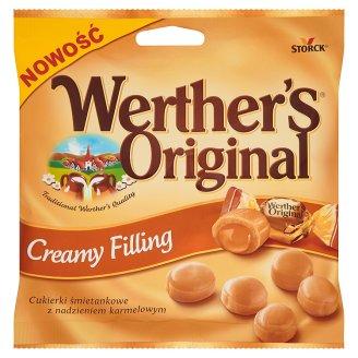 darmowe słodycze  Werthers Original