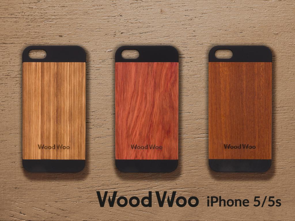 gadzety do telefou WoodWoo etui