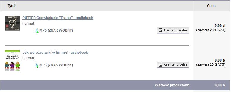 darmowe audiobooki od nextore