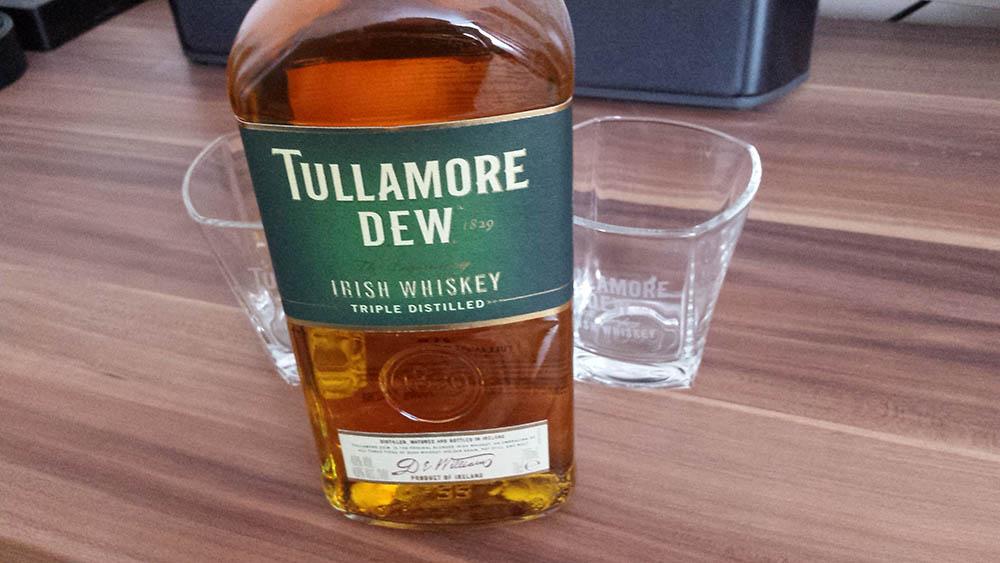 darmowe whisky Tullamore Dew