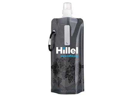 darmowy gadżet - butelka wielokrotnego użytku