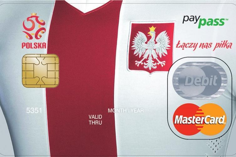 darmowa karta płatnicza mastercard paypass prepaid z karta kibica polskiej reprezentacji