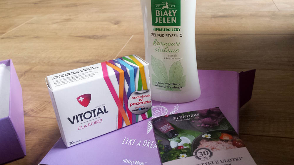 darmowe kosmetyki supementy diety biały jelen szampon próbka