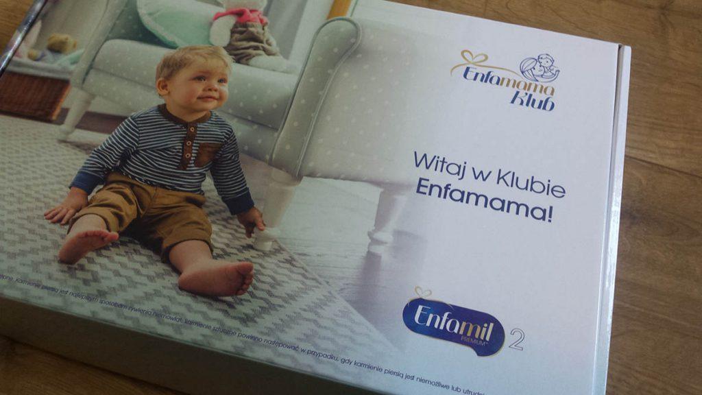 wyprawka dla dziecka za darmo od enfamil