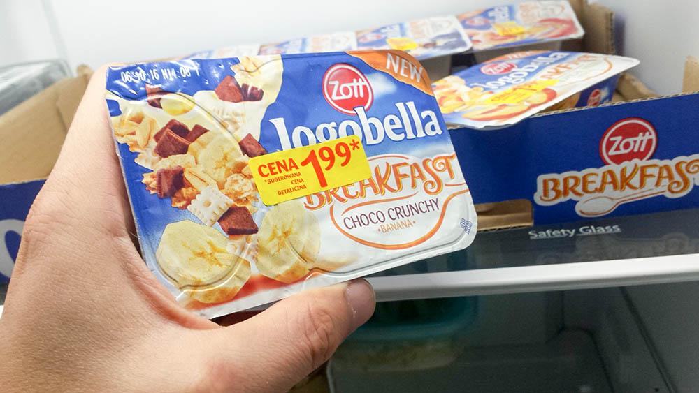 testowanie jogurtow jogobella za darmo