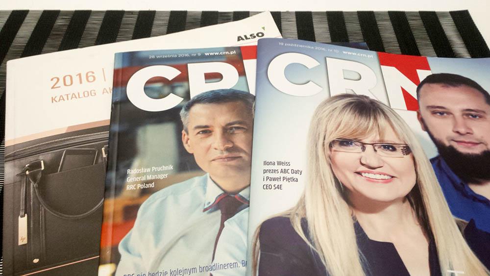 bezpłatny magazyn crm i katalog also