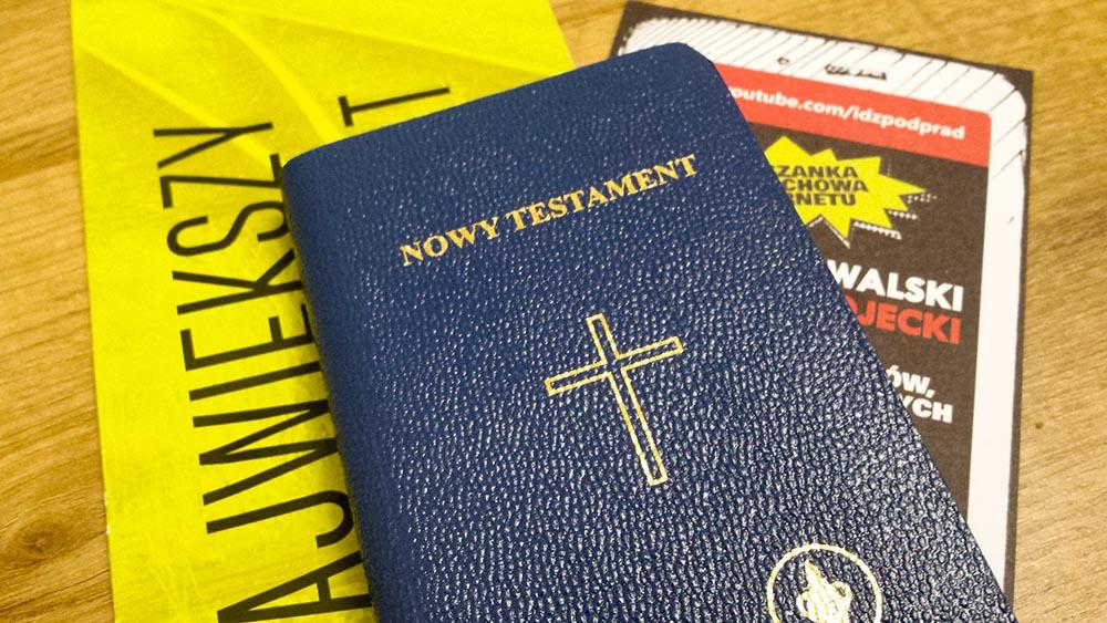 bezpłatny nowy testament