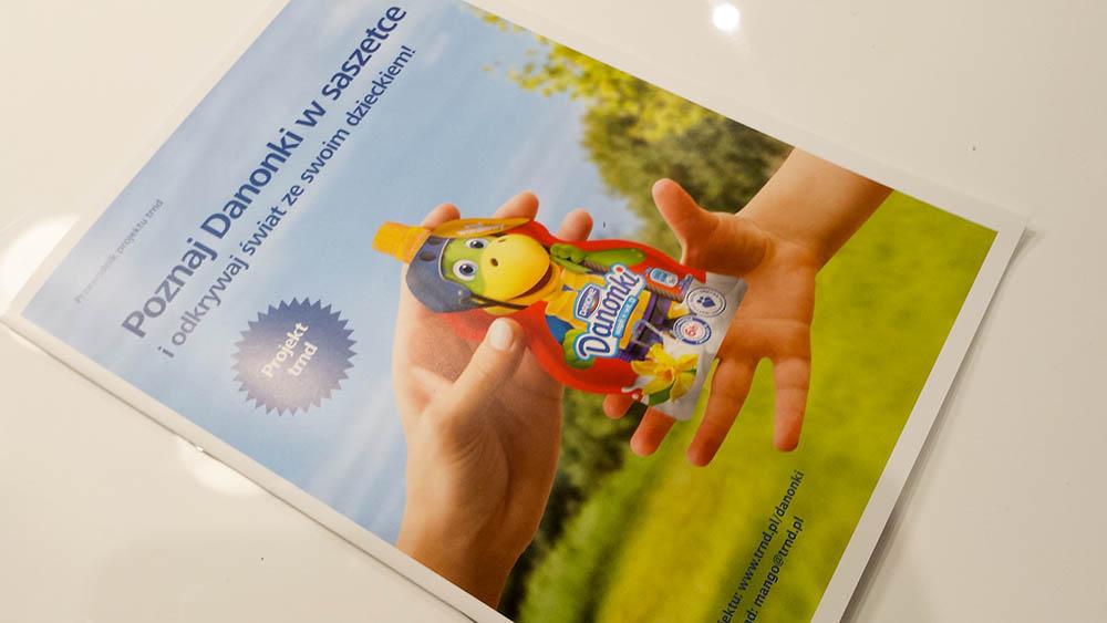 danonki - darmowe testowanie jogurtów