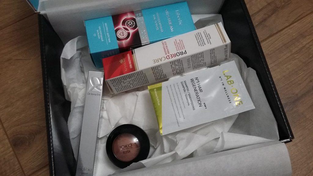 kosmetyki od Shinybox