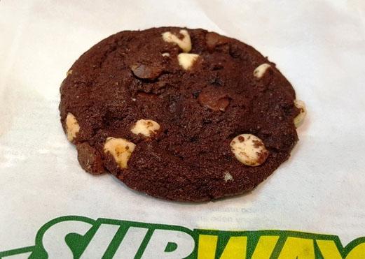 darmowe ciastko w subway