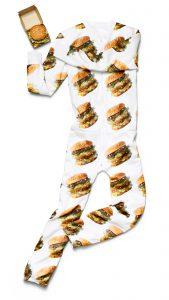 piżama mcdonalds gadżet