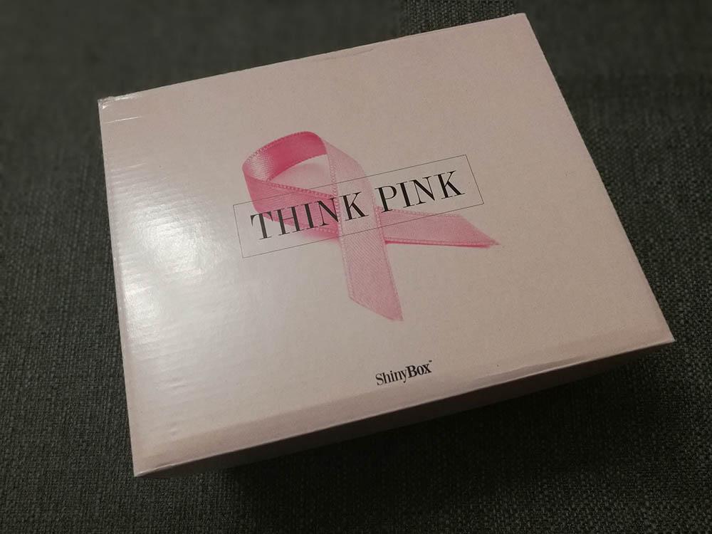 październikowe pudełko z kosmetykami