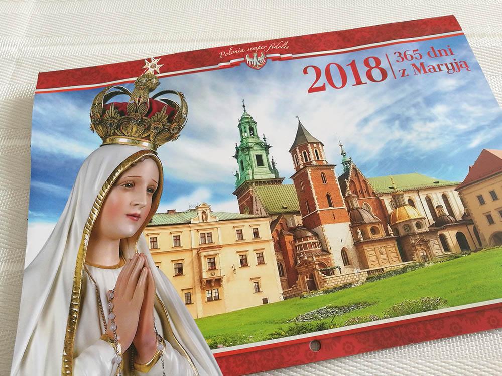darmowy kalendarz 2018