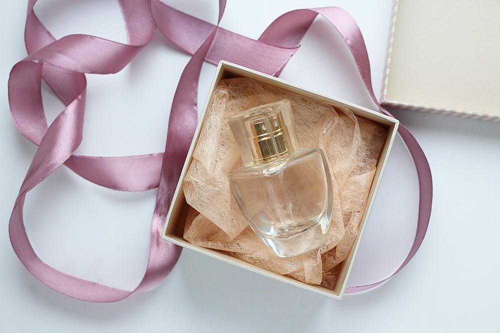 pomysł na prezent perfumy