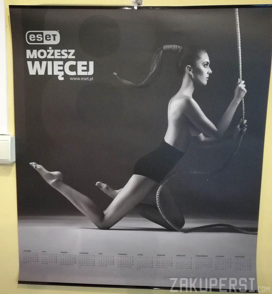 darmowy kalendarz 2018 eset