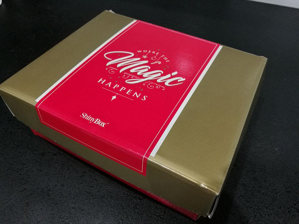 pudełko shinybox grudzień 2017