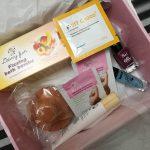pudełko kosmetyków od shinybox