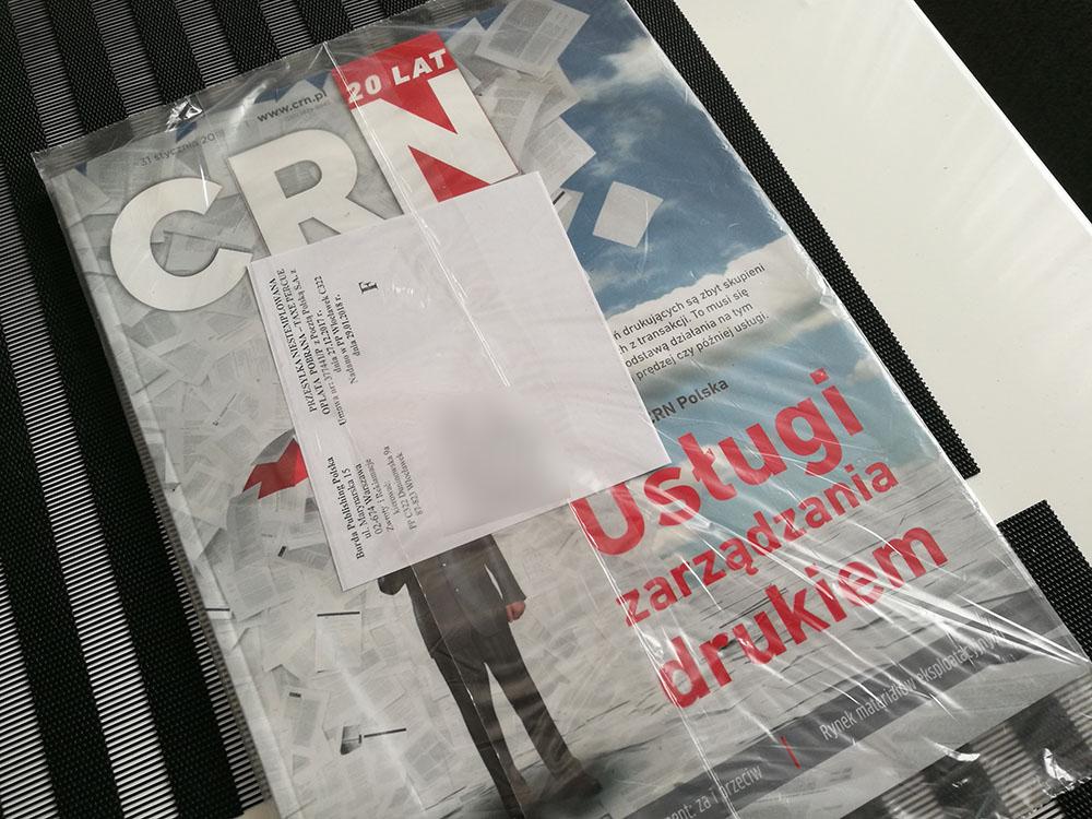 bezpłatny magazyn crn luty 2018