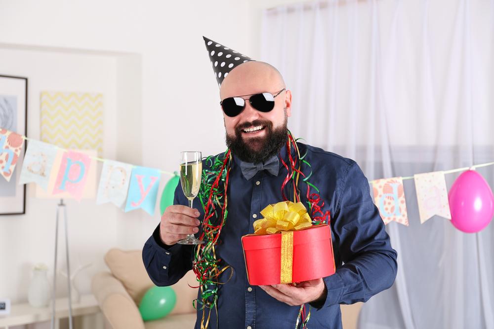 prezent na urodziny mężczyzny