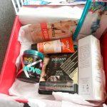 kosmetyki w pudelku shinybox marzec 2018