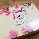 pudełko z kosmetykami od shinybox kwiecień 2018