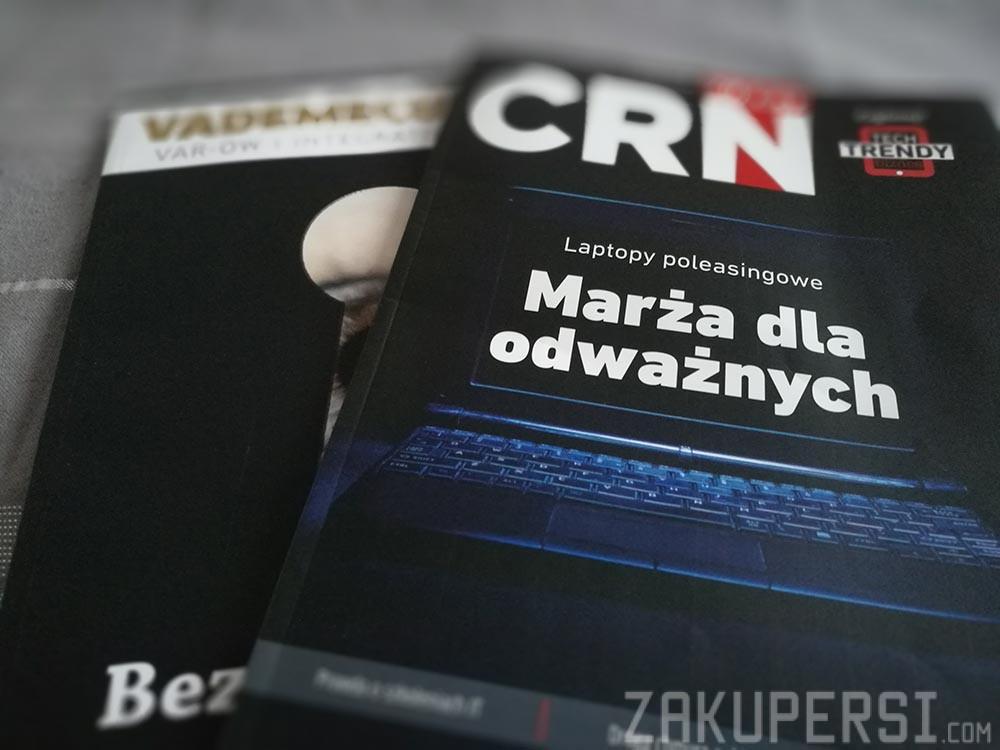 bezpłatny magazyn crn