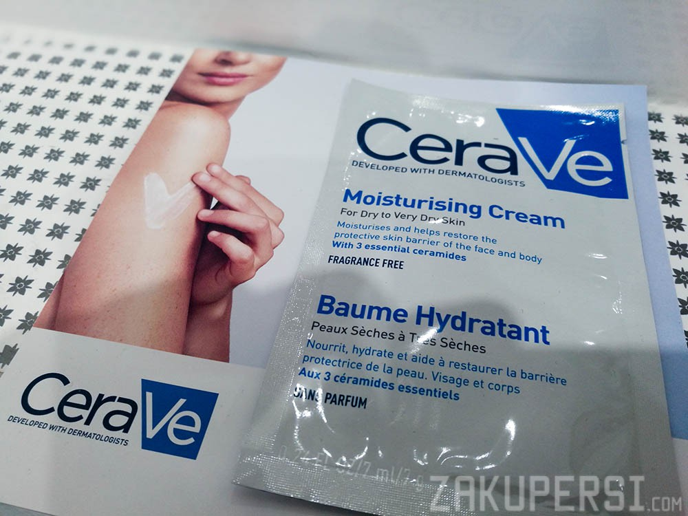 próbki kosmetyków loreal cerave
