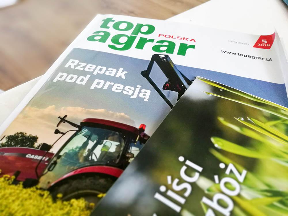 czasopismo top agrar