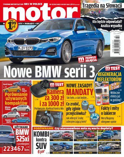 czasopismo motor listopad 2018