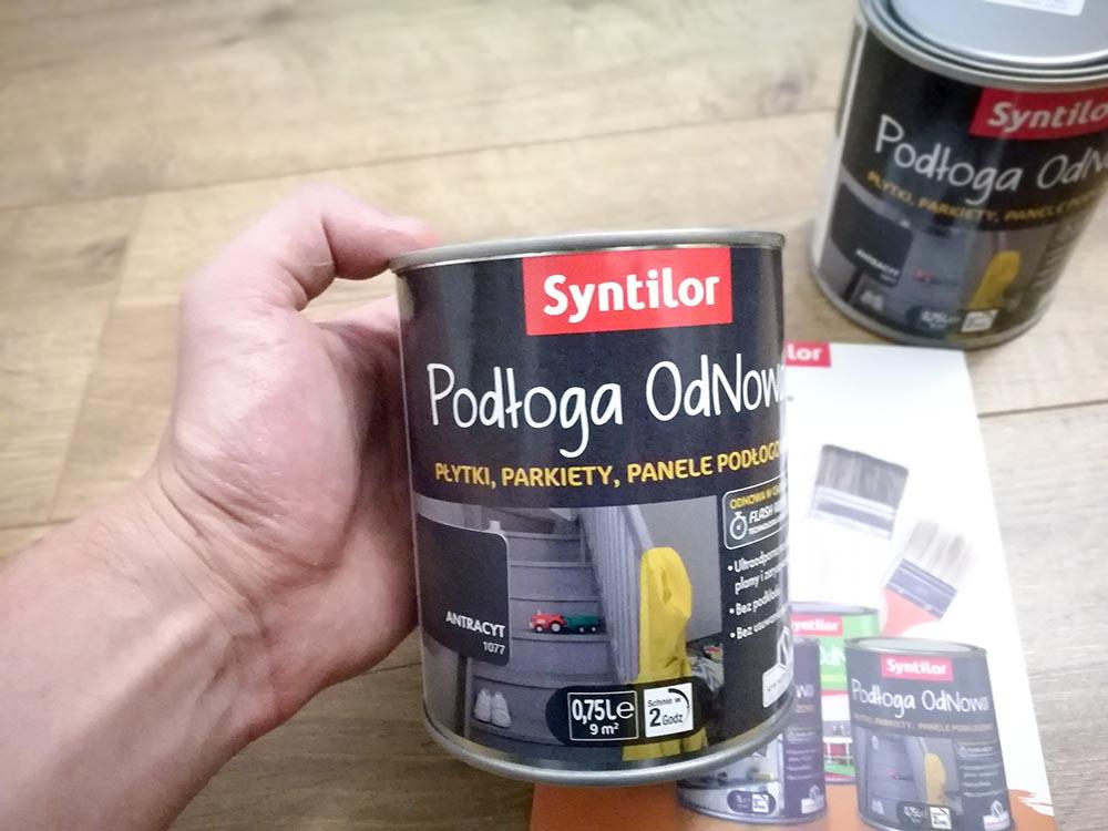 farba syntilor odnowa do podłóg