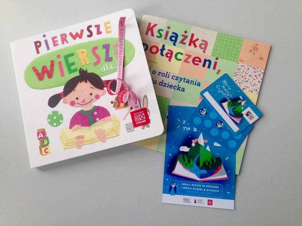 mała książka wielki człowiek darmowa wyprawka dla dziecka z książkami