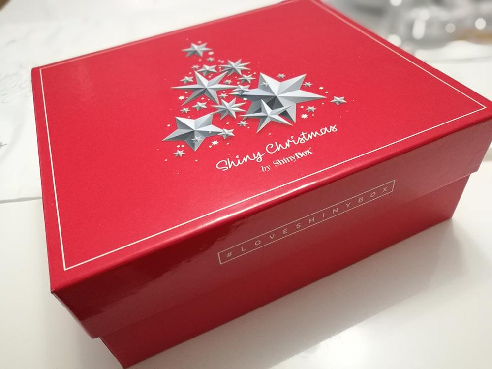 pudełko z kosmetykami shinybox