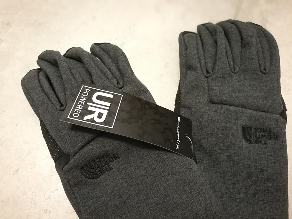 rękawiczki zimowe north face
