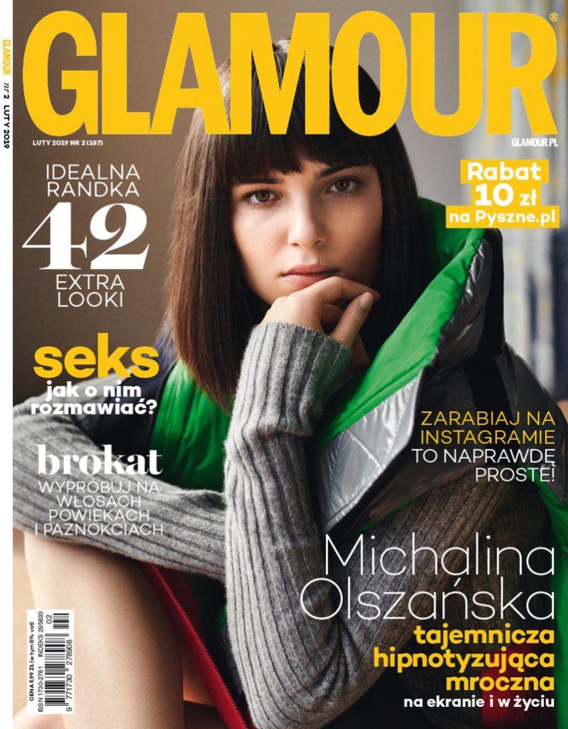 glamour luty 2019 z kuponem do pyszne