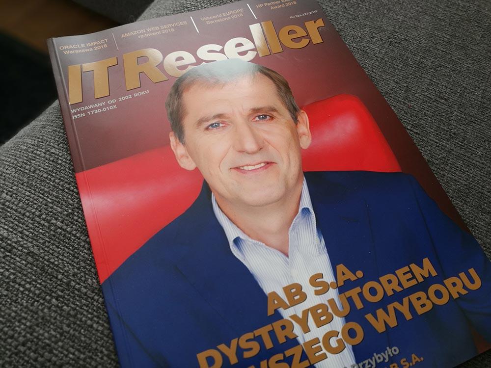 bezpłatny magazyn it reseller 2019