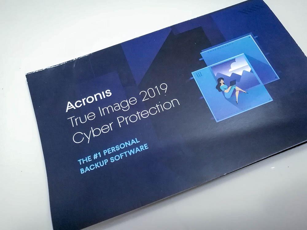 oprogramowanie acronis true image 2019