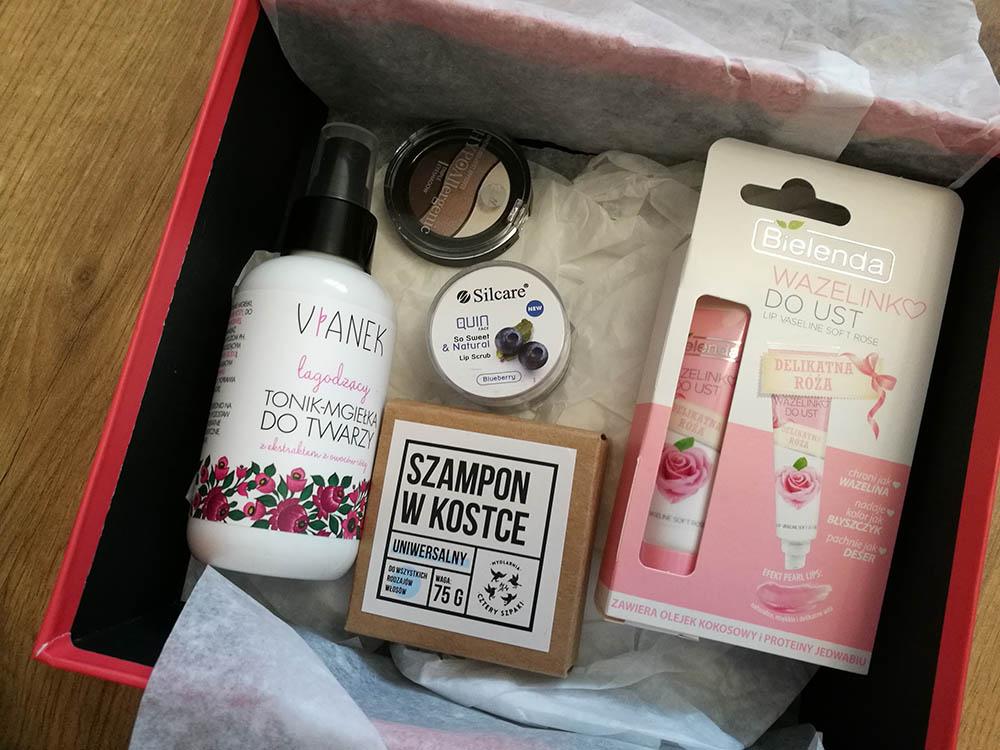 shinybox maj 2019 kosmetyki