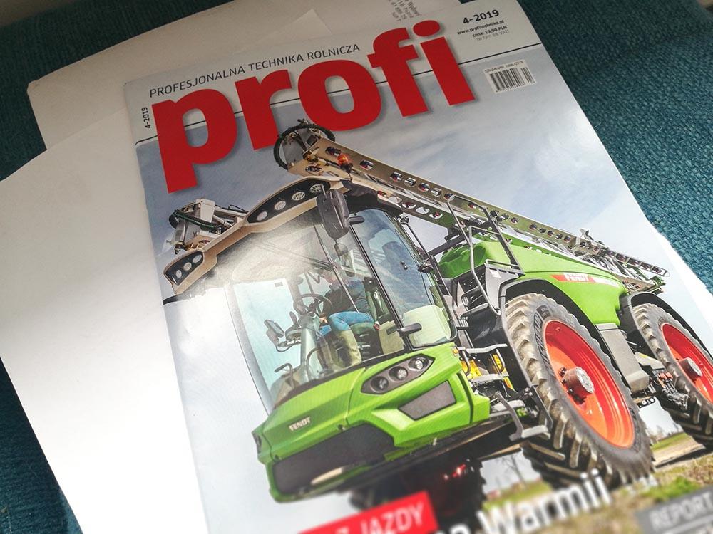 bezpłatne czasopismo dla rolników profi