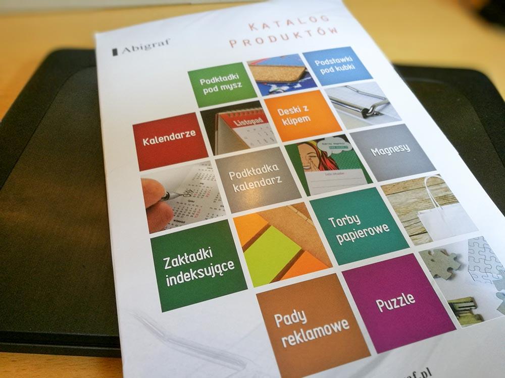 katalog gadżetów